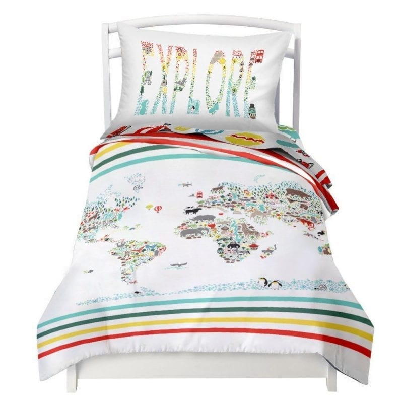 Where The Polka Dots Roam Duvet Covers